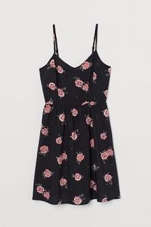 Na sprzedaż sukienka letnia w kwiaty H&M rozmiar 38 (m) - oferta po kliknięciu w zdjęcie