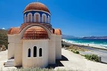 Niesamowity krajobraz z Gre...
