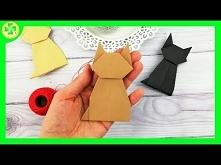 Jak zrobić Kota Origami (DI...