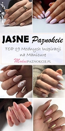 Jasne Paznokcie – TOP 19 Mo...