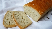 Chleb orkiszowy, Bardzo fajny przepis na chleb orkiszowy. Zaletą jego jest bardzo mały nakład pracy. Nie będę wspominać o całym szeregu zalet mąki orkiszowej. Chleb jest po pros...