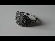 Ręcznie robiona biżuteria -...