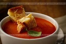 Łagodny sos pomidorowy