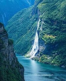 Wodospad Siedmiu Sióstr