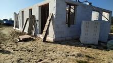 Budowa domu z projektu SEJ-PRO 026 ENERGO