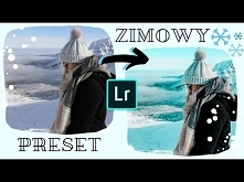ZIMOWY PRESET | LIGHTROOM M...