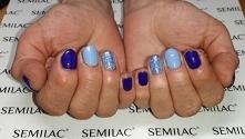 Neonail Blue Hiacynth, Blue...