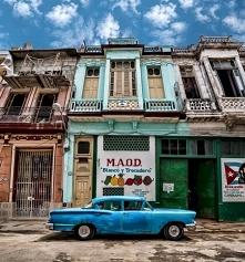 Hawana, miasto nad Zatoką M...