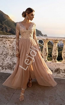 Fenomenalna sukienka na wes...