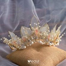 Wróżka Kwiatowa Złote Motyl Ozdoby Do Włosów Ślubne 2020