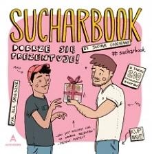 """Książka """"Sucharbook"""" + kubek - Suchar Codzienny (Myku i Fafa)  Jaki jest najlepszy czas na dawanie prezentów? Present perfect! Podaruj sobie lub komuś bliskiemu trochę..."""
