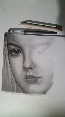 Portret-ćwiczenia