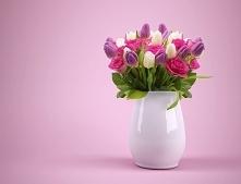 Kwiaty to jeden z najbliższych przyjaciół kobiety. Każda z nas powinna je otr...