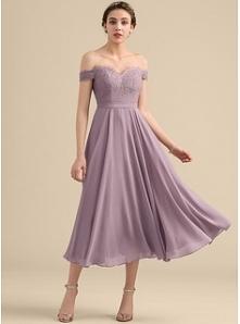 Delikatna, zwiewna sukienka sprawdzi się na romantyczne kolacje przy świecach.