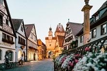 Puzzle online ❤️ Rothenburg...