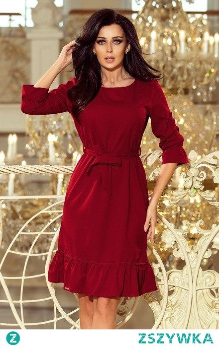 Elegancka sukienka koktajlowa na wyjątkowe okazje