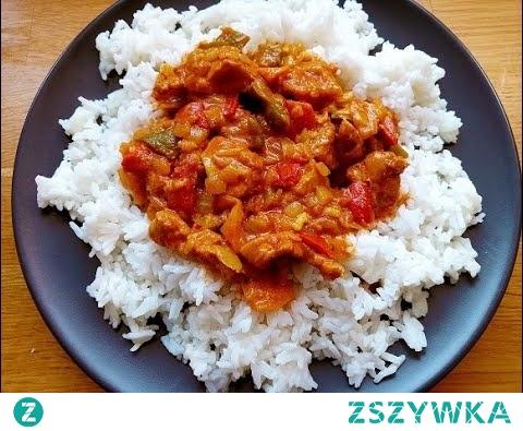 Fit kurczak curry