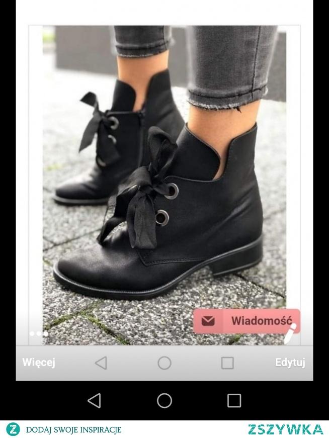 Hej Kobietki! ❤️ Wiecie może, gdzie znajdę takie buty w rozmiarze 36? Przekopałam już cały internet i nic...