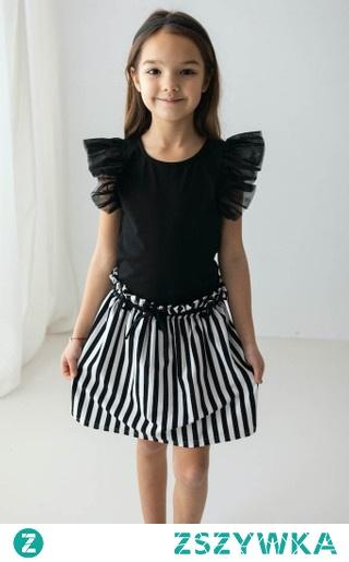 Bardzo ładne spódniczki dla dziewczynek