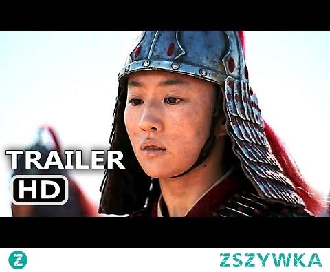 MULAN Final Trailer (2020) Disney Movie  Nie mogę się doczekać <3 KOCHAM!