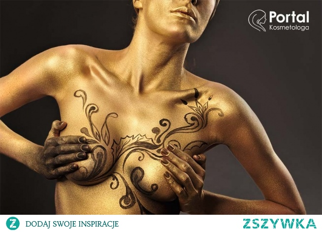 Technika body painting