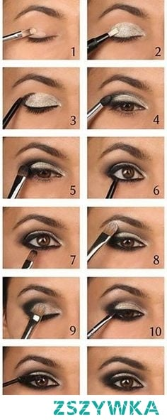 do the smokey eye