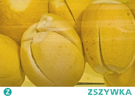 Kiszona cytryna