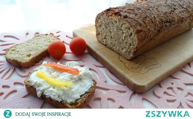 Chleb z przepisu Dukana. Chlebek z przepisu Dukana jest wspaniałą alternatywą zwykłego chleba. Wykonany z otrębów owsianych, z chrupiącą skórką zachowuje długo świeżość i delikatność. Polecam dla osób nie tylko będących na diecie Dukana.