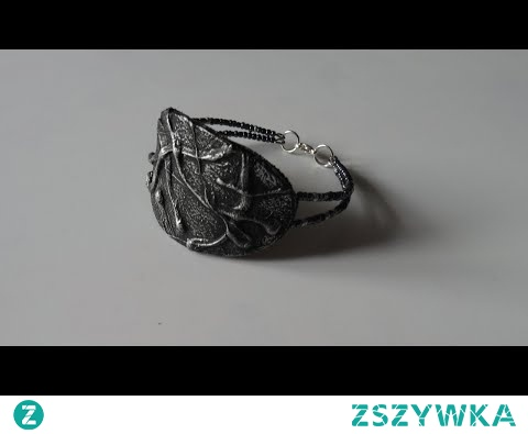 Ręcznie robiona biżuteria - bransoletka - zrób to sama