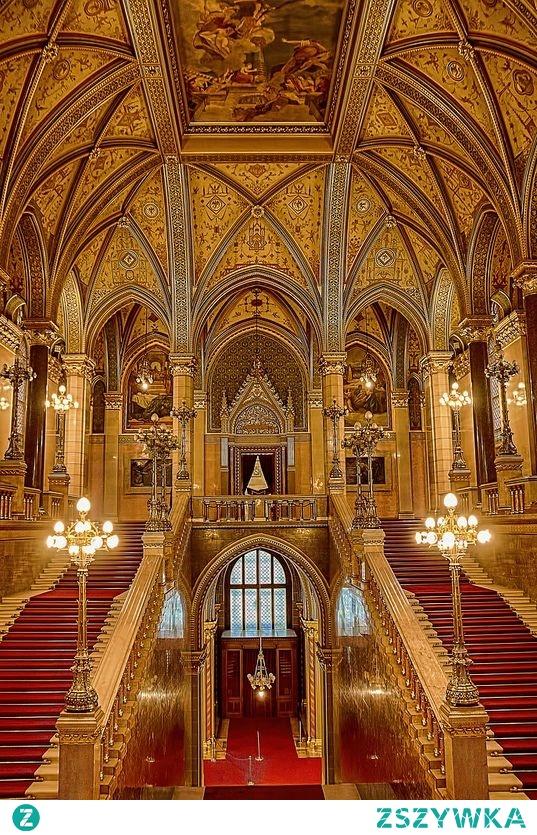 Hungary - Budapest - Hungarian Parliament
