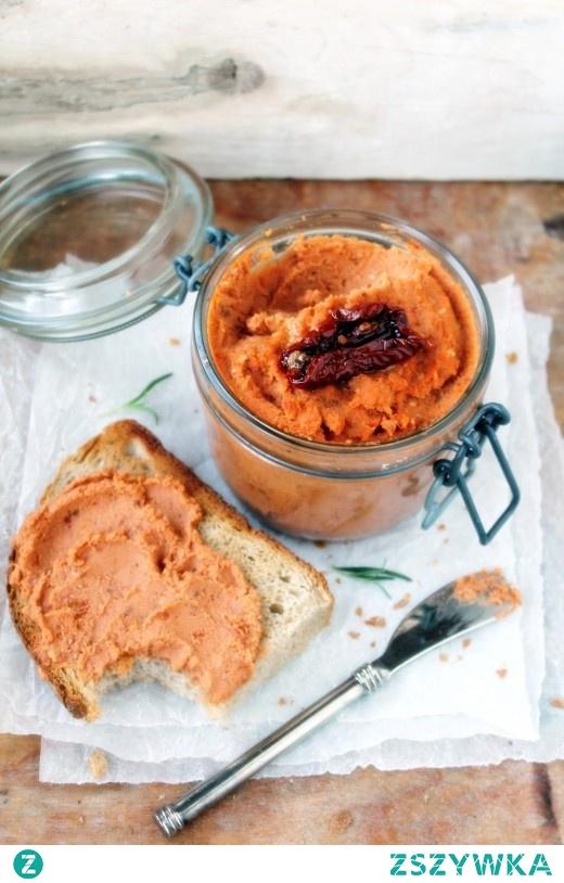 Pasta pomidorowa do chleba