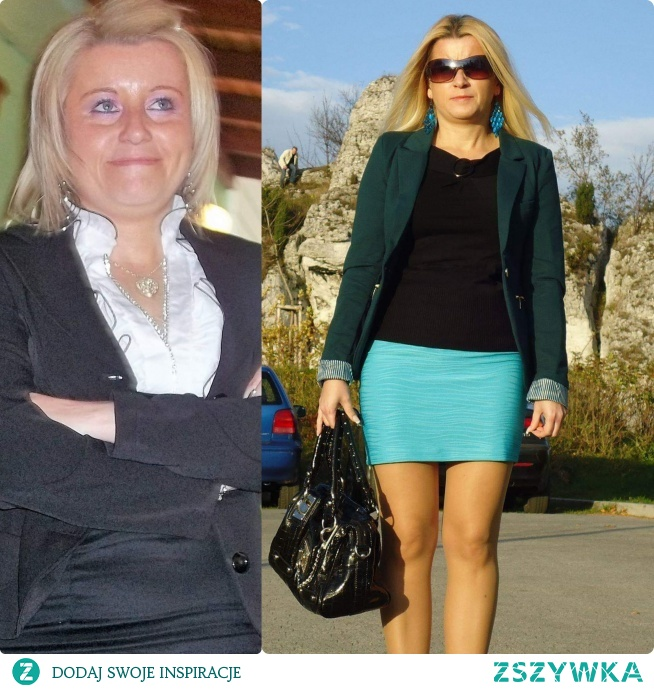 Jak schudnąć ? 13 kg mniej - metamorfoza Sylwii - kliknij w ZDJĘCIE i sprawdź Dietę z jej Metamorfozy