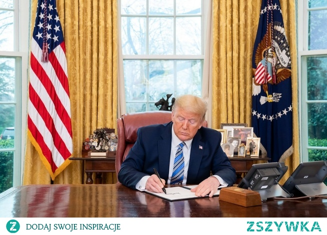 Prezydent USA Donald Trump wydał proklamację, na podstawie której zostaje wstrzymana komunikacja lotnicza do USA z większości krajów europejskich. Wielu Polaków w najbliższym czasie miało zaplanowane wyjazdy za ocean. W tej chwili są zmuszeni odwoływać rezerwacje.