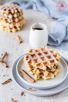 Gofry churros - Najlepsze przepisy | Blog kulinarny - Wypieki Beaty
