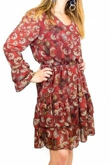 Zmysłowa sukienka Dafia