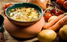 Zupa jarzynowa Dominiki