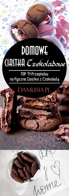 Domowe Ciasteczka z Czekoladą – TOP 14 Przepisów na Pyszne Ciastka