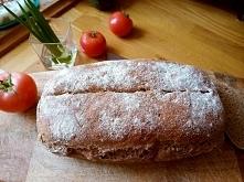 """Przepis na """"Nocny"""" chleb z ..."""