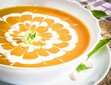Zupa z dyni Klaudii
