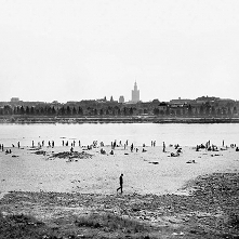 Warszawa lata 50-te
