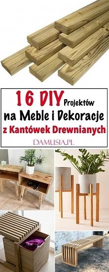 Kantówki Drewniane – TOP 16...