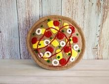 Poduszka dekoracyjna - pizz...