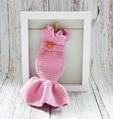 Sukienka dla lalki Barbie F...