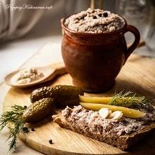 Mięsne smarowidło do chleba