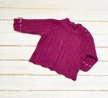 Sprzedam sweterek dziewczęc...