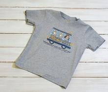 Sprzedam t-shirt chłopięcy....
