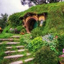 Kraina Hobbita w Nowej Zelandi