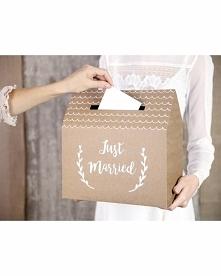 Pudełko na koperty w stylu ...