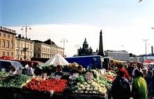 Rynek w Helsinkach
