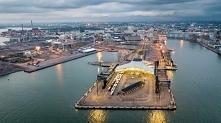 Jeden z 4 portów w Helsinkach